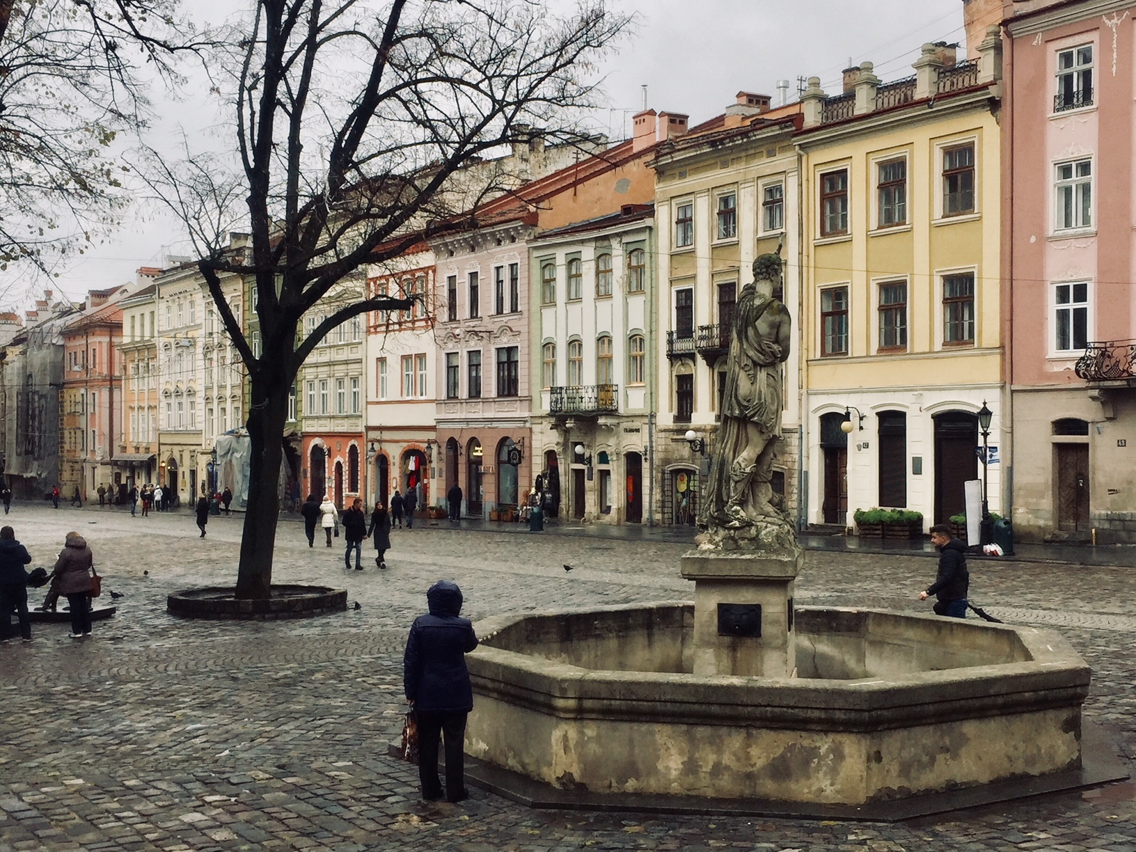 History of Lviv and its development. Interesting facts about Lviv 72