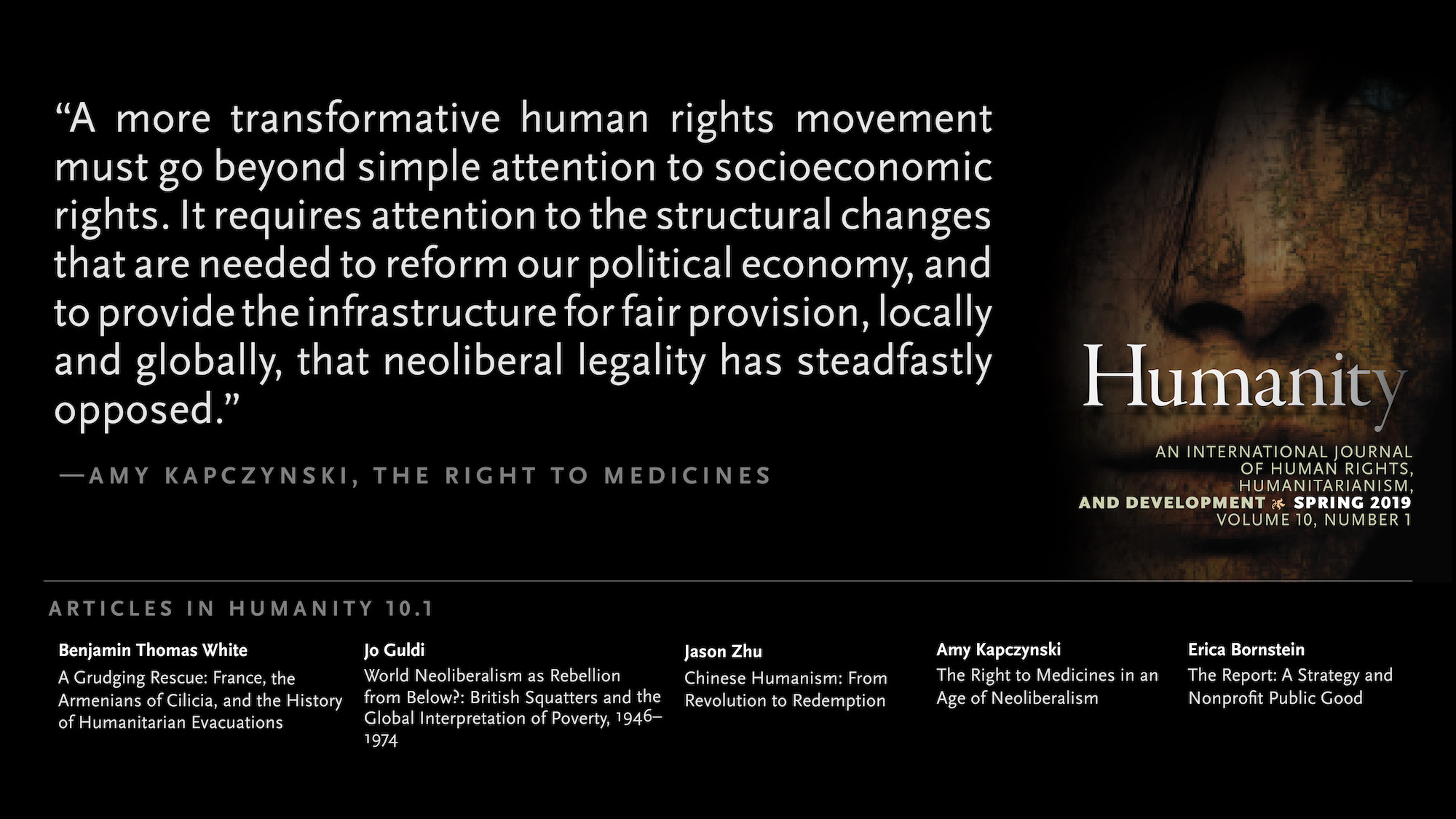 The Right to Medicines in an Age of Neoliberalism – Humanity
