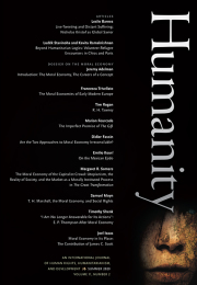 The cover of Humanity volume eleven issue two.